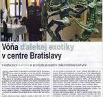 Trend Savoir Vivre 2006 marec